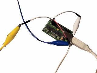 USBジョイスティックコントローラー